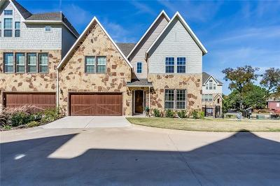 Fort Worth Townhouse For Sale: 6724 Lost Star Lane