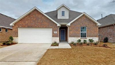 Forney TX Single Family Home For Sale: $300,030