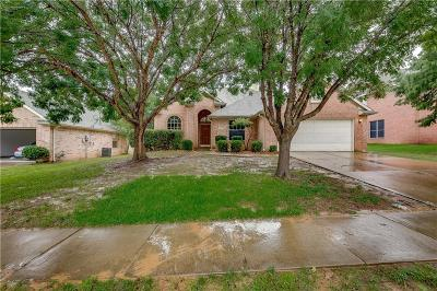 Denton County Single Family Home For Sale: 1800 Sunflower Drive