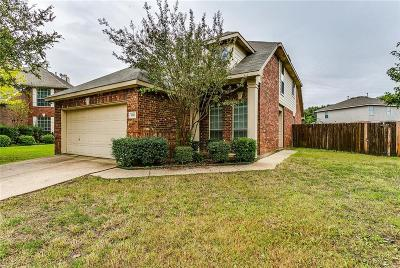 Fort Worth Single Family Home For Sale: 5332 Vestia Drive