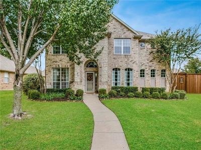 Allen TX Single Family Home For Sale: $399,900