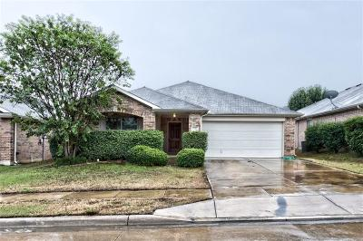 Fort Worth Single Family Home For Sale: 3732 Palm Drive