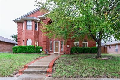 Allen Single Family Home For Sale: 1414 Normandy Lane