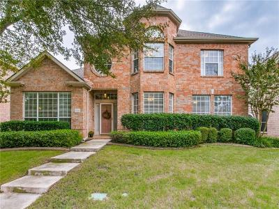 Lewisville Single Family Home For Sale: 1324 Pinehurst Drive