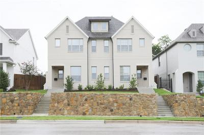 Fort Worth Residential Lease For Lease: 2605 McCart Avenue