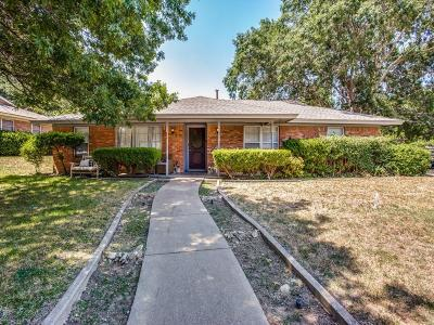 Fort Worth Residential Lease For Lease: 6140 Wrigley Way