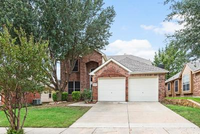 Fort Worth Single Family Home For Sale: 4628 Timken Trail