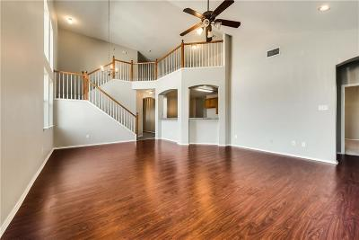 Fort Worth Residential Lease For Lease: 3441 Michelle Ridge Drive