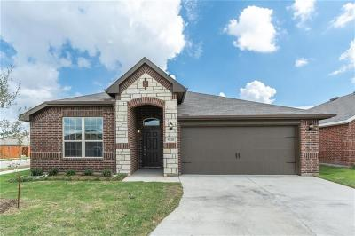 Royse City Single Family Home For Sale: 1180 Waterscape Boulevard