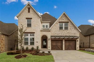 McKinney Single Family Home For Sale: 5905 The Esplanade