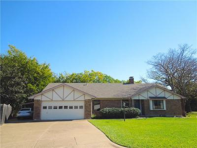 Haltom City Single Family Home For Sale: 5816 Jane Anne Street