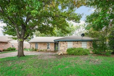 Terrell Single Family Home For Sale: 335 Town North Drive