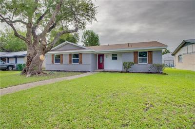 Garland Single Family Home Active Option Contract: 1014 Shorehaven Drive