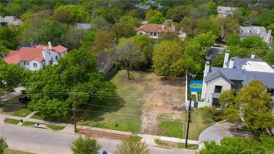 Dallas County Residential Lots & Land For Sale: 6705 Golf Drive