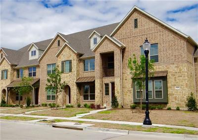 McKinney Townhouse For Sale: 6274 Davison Way