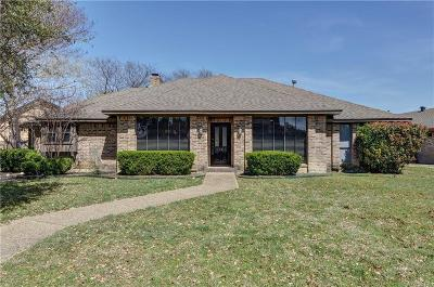 Richardson Single Family Home For Sale: 1103 Oakmont Drive