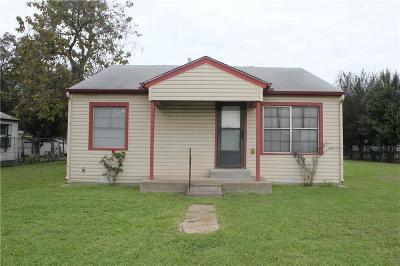 Dallas Single Family Home For Sale: 6239 Elam Road