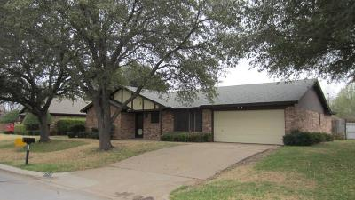 Fort Worth Residential Lease For Lease: 6717 Spoonwood Lane