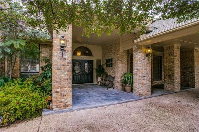 Plano Single Family Home For Sale: 5121 Seascape Lane
