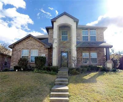 Allen Single Family Home Active Option Contract: 1306 Red River Lane