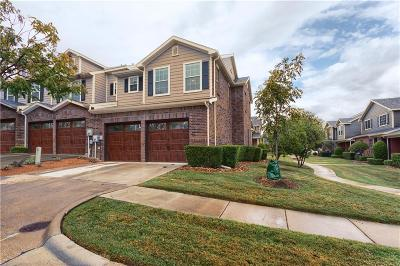 Mckinney Townhouse For Sale: 2200 Stonepark Place