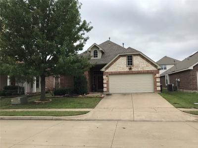Fort Worth Residential Lease For Lease: 2736 Red Wolf Drive