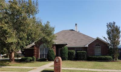 Lake Dallas Single Family Home For Sale: 701 Carlisle Court