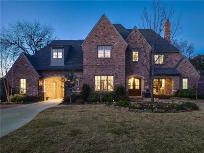 Single Family Home For Sale: 6023 Lupton Drive