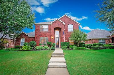 Frisco Single Family Home For Sale: 1669 Angel Falls Drive