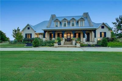 Ponder Single Family Home For Sale: 3275 Creekside Drive