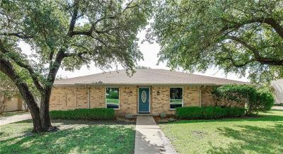 Fort Worth Single Family Home For Sale: 4629 Cinnamon Hill