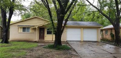 Burleson Single Family Home For Sale: 513 Hillery Street
