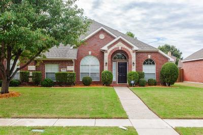 Plano Single Family Home For Sale: 4516 Burnhill Drive