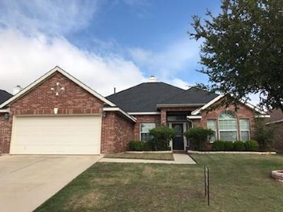 Fort Worth Single Family Home For Sale: 3712 Glassenberry Street