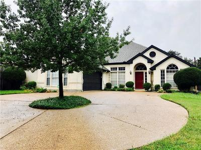 Arlington Single Family Home For Sale: 2314 Cross Timbers Trail