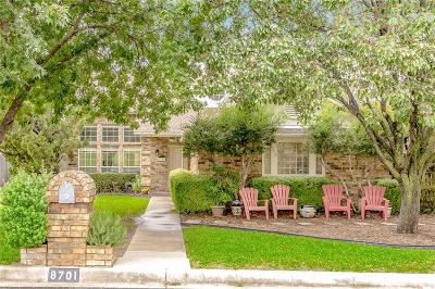 Fort Worth Single Family Home For Sale: 8701 Glen Hollow Drive