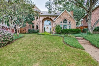 Coppell Single Family Home For Sale: 189 Asher Court