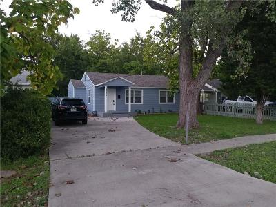 Dallas Single Family Home For Sale: 8209 Stonehurst Street
