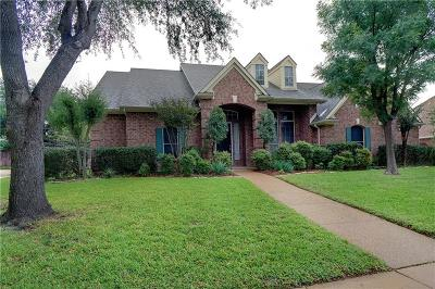 Southlake Single Family Home Active Option Contract: 111 Killdeer Court