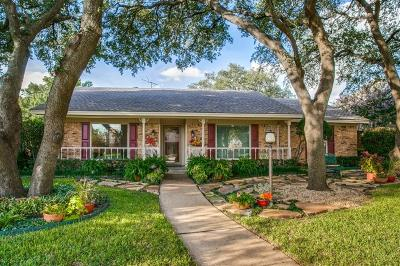 Richardson Single Family Home For Sale: 1911 Columbia Drive