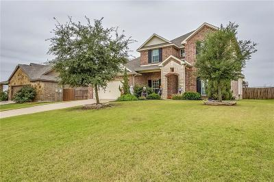Weatherford Single Family Home For Sale: 1640 Salado Trail