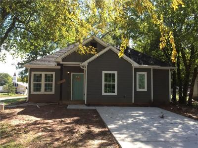 Denison Single Family Home Active Option Contract: 600 W Johnson Street