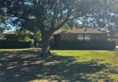 Red Oak Single Family Home Active Contingent: 128 Lassetter Drive
