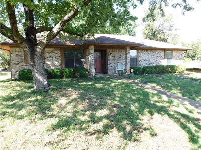 Denison Single Family Home For Sale: 3011 Belle Avenue
