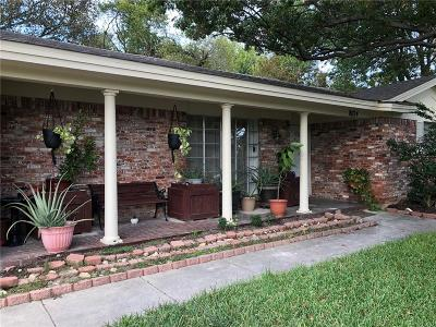 Benbrook Single Family Home For Sale: 8024 Carrick Street