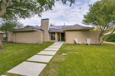 Single Family Home For Sale: 6323 Hickory Hill Drive