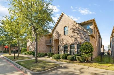 Frisco Townhouse For Sale: 6726 Livorno Lane