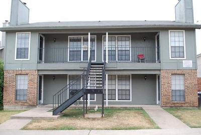 Fort Worth Residential Lease For Lease: 4917 Jamesway Road