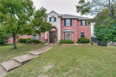 Garland Single Family Home For Sale: 1509 Marsden Court
