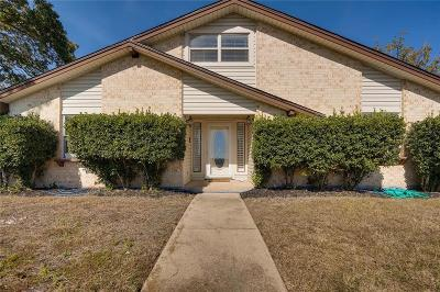 Fort Worth TX Single Family Home For Sale: $269,000